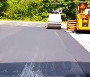Parking Lot Construction County Line Paving Powhatan, Va